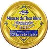 Mousse de thon blanc au basilic - Product