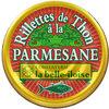 Rillettes de thon à la Parmesane - Prodotto