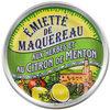Emietté de maquereau aux herbes et au citron de Menton - Product