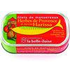 Filets de maquereaux herbes de Provence et épices harissa - Product