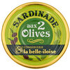 Sardinade aux 2 olives - Product