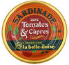 Sardinade aux tomates & câpres - Produit