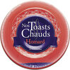 Nos toasts chauds homard - Product