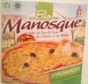 La Bio Pizza 3 Fromages ; Mozzarella, Emmental, Gorgonzola - Produit