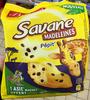 Savane Madeleines Pépit' - Produit