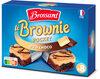 Brossard - mini brownie duo de chocolat x 8 - Product