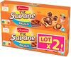 Lt2 p'tit savane rigolo chocolat 150g - Product