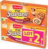 Lt2 p'tit savane roulo chocolat x6 150g - Produit