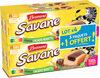 Brossard - lot de 3 savane pocket x 7 cacao noisettes + 1 paquet offert - 756gr - Product