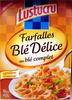 Farfalles Blé Délice au blé complet - Produit