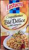 Coquillettes Blé Délice au blé complet - Produit