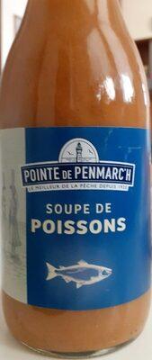 Soupe de Poissons La Pointe de Penmarc'h 1000 g, code 3660902551306