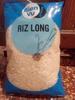 Riz long - Prodotto