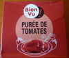 Purée de tomates - Produit