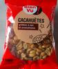 Cacahuètes grillées à sec & aromatisées - Prodotto