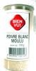 Poivre blanc moulu - Product