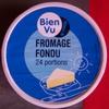 Fromage fondu (19,5% MG) - Produit