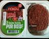 2 Steaks Hachés Pur Bœuf - Produit