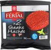 Steack haché Férial 5%mg, 5%MG - Produit