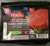 Steaks hachés de boeuf - Produit
