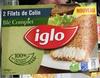 2 Filets de Colin Blé Complet - Product