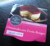 "Cheesecake aux fruits rouges ""Les Desserts des Gourmets"" - Product"