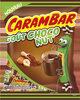 Bonbons carambar choco nut - Produit