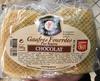 Gaufres fourrées chocolat - Produit