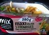 Maxi salade 3 fromages - penne, bleu, mozarella, emmental - Produit