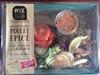 Salades Mezze Poulet Epicé + Daim - Product
