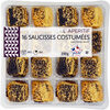 16 saucisses costumees - Product