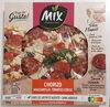 Pizza chorizo, mozzarella, tomates cerises - Product