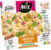 Pizza del Gusto Chèvre Miel Noisette - Product