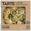 Tarte Chèvre Courgettes Grillées - Product
