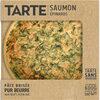Tarte saumon épinard - Product