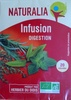 Infusion digestion - Produit
