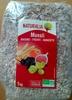 Muesli raisins-figues-abricots - Produit
