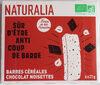 Barres céréales chocolat noisettes - Product