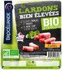 les Lardons bien élevées bio & français - Product