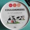 Coulommiers au lait pasteurisé - Produit