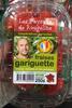 Fraises Gariguette - Produit