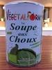 Soupe au choux - Product