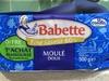 Babette - Beurre moulé doux - Produit