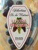 Raisins - Produit
