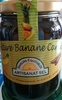 Confiture banane cannelle - Produit