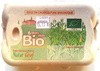 6 oeufs frais bio - Produit