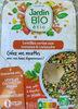 Lentilles vertes aux tomates & coriandre - Product