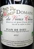 Côtes du Rhône Villages Plan de Dieu AOC 2012 Bio Domaine du Vieux Chêne - Product