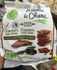 Crackers aux olives - Product