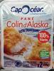 Pané Colin d'Alaska Extra Croustillant - Product